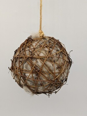 Grapevine Alpaca nesting fiber