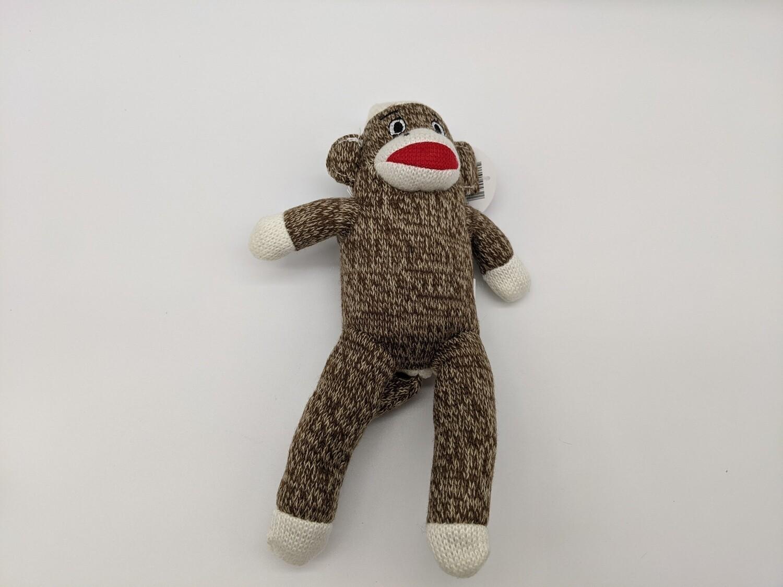 Sock Monkey Plush