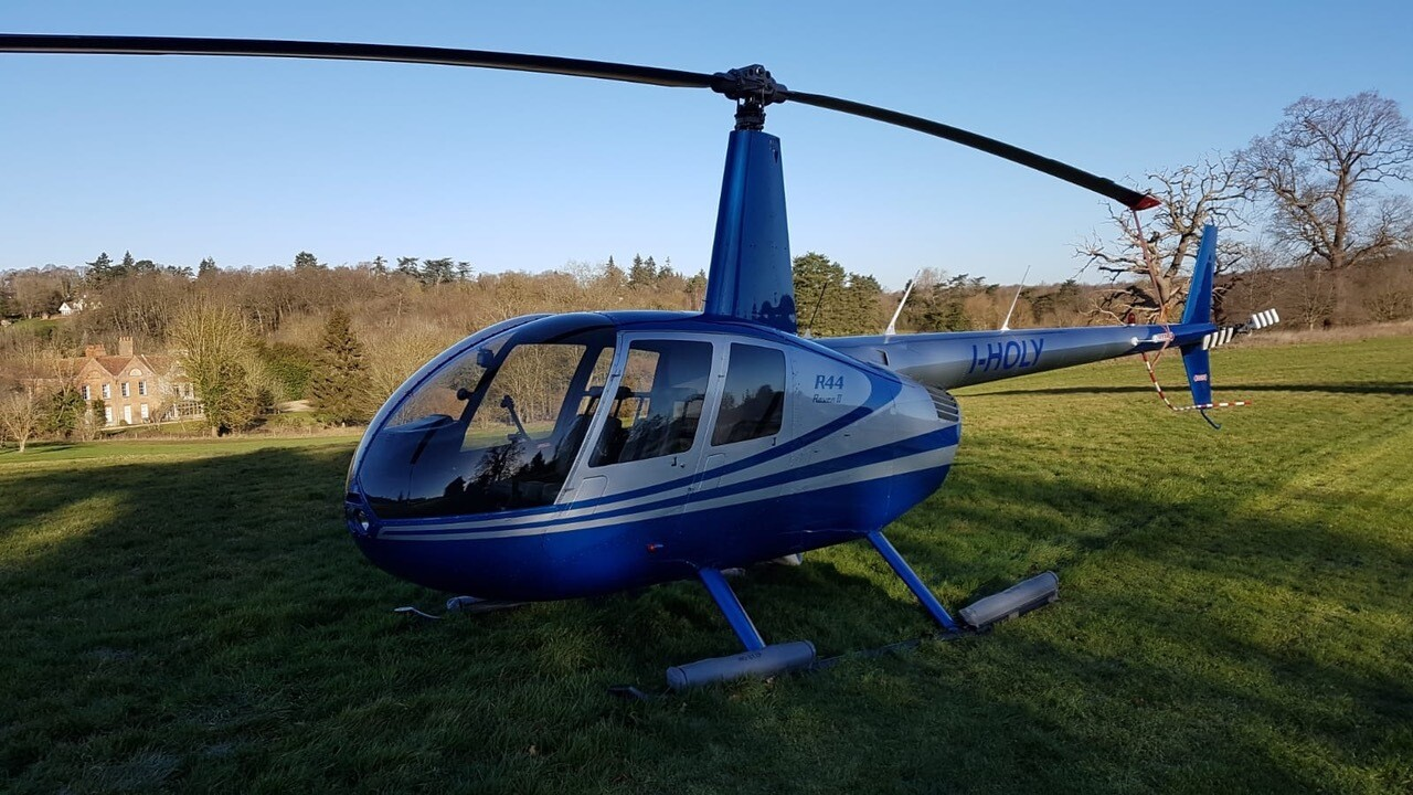 Robinson R44 Clipper 2