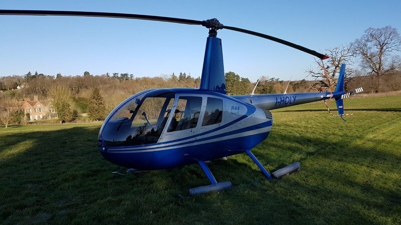 Robinson R44 Clipper 2