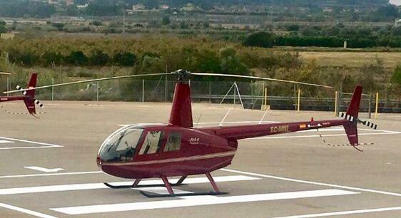 Robinson R44 Raven 2