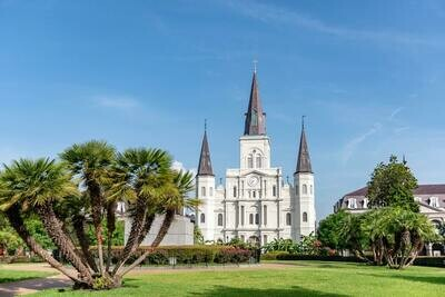 The St. Louis Cathedral
