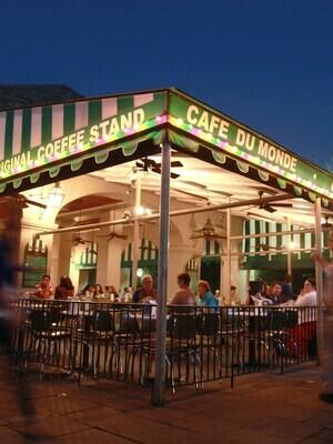 Cafe Du Monde -10