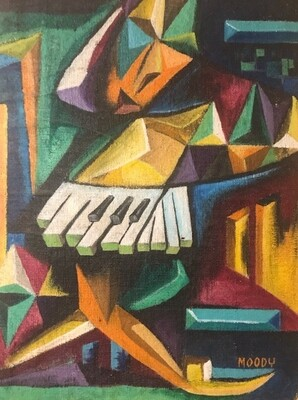 Geometrically Musical by Larry Moody - 26