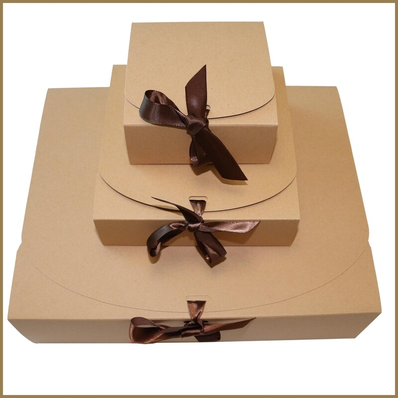 Luxe Affair - Brown - Set of 3 sizes