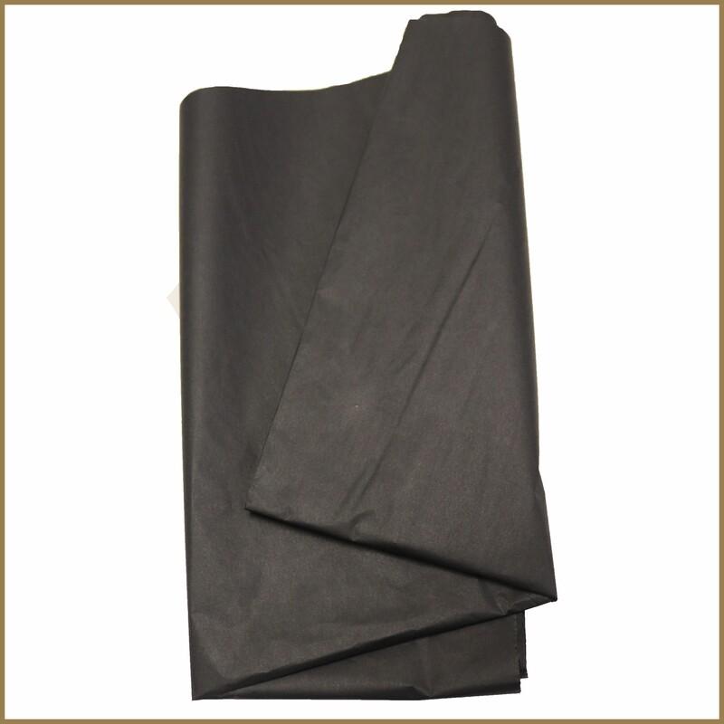 Tissue wraps - Black