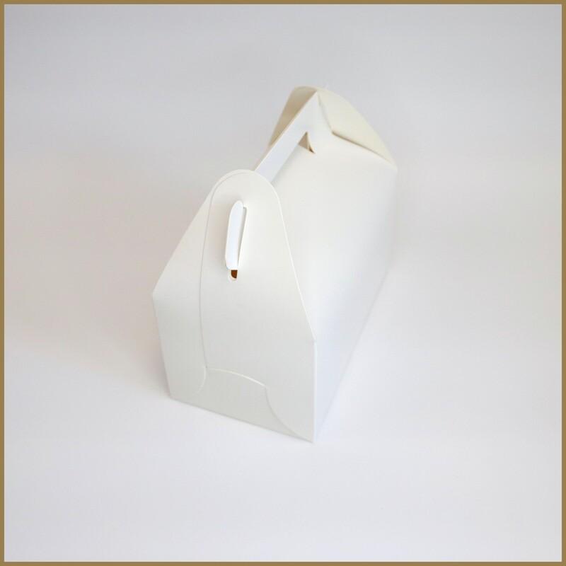 Treat Box - White