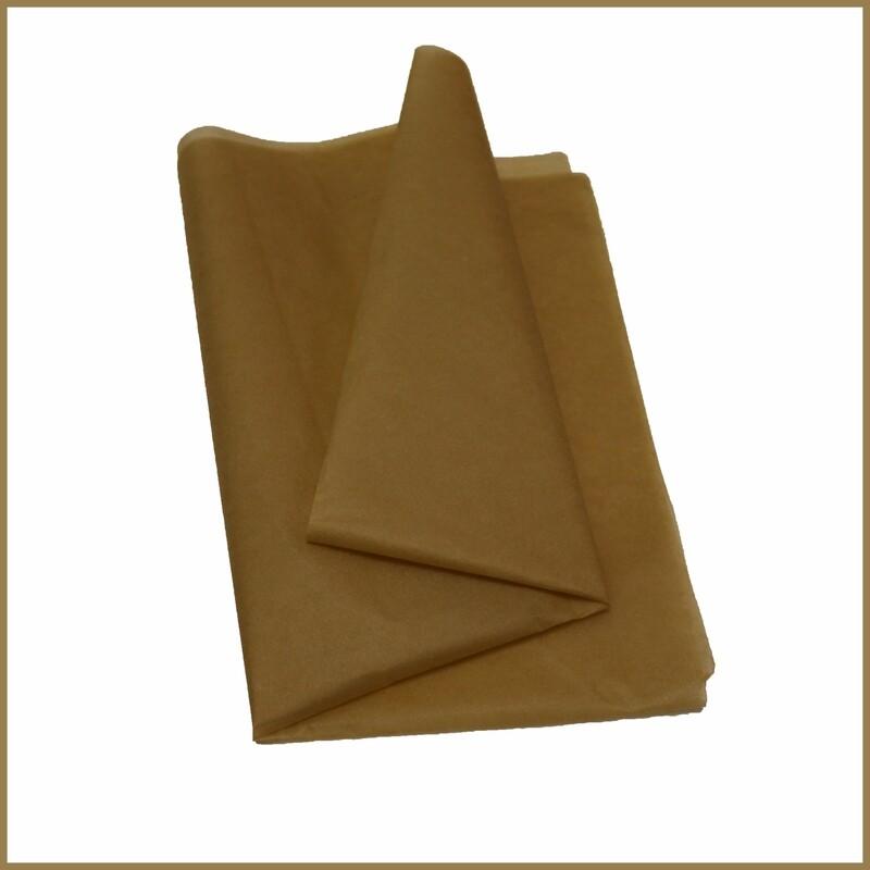 Tissue wraps - Brown