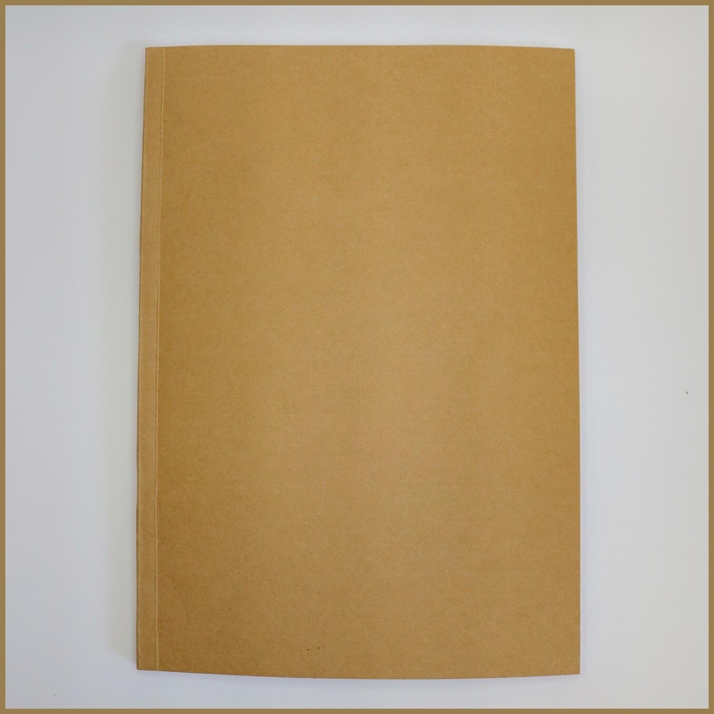 Plain A4 Notebook