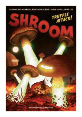 Shroom ~ 50cm x 70cm print