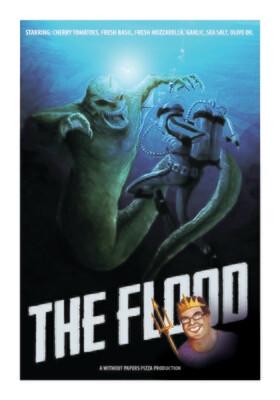 The Flood ~ 50cm x 70cm print