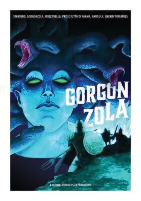 Gorgonzola ~ 50cm x 70cm print
