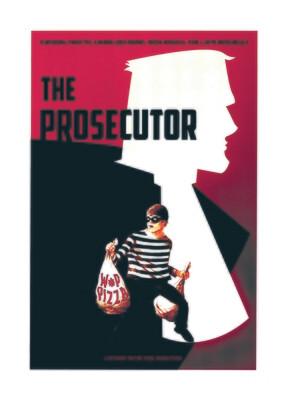 The Prosecutor ~ 50cm x 70cm print