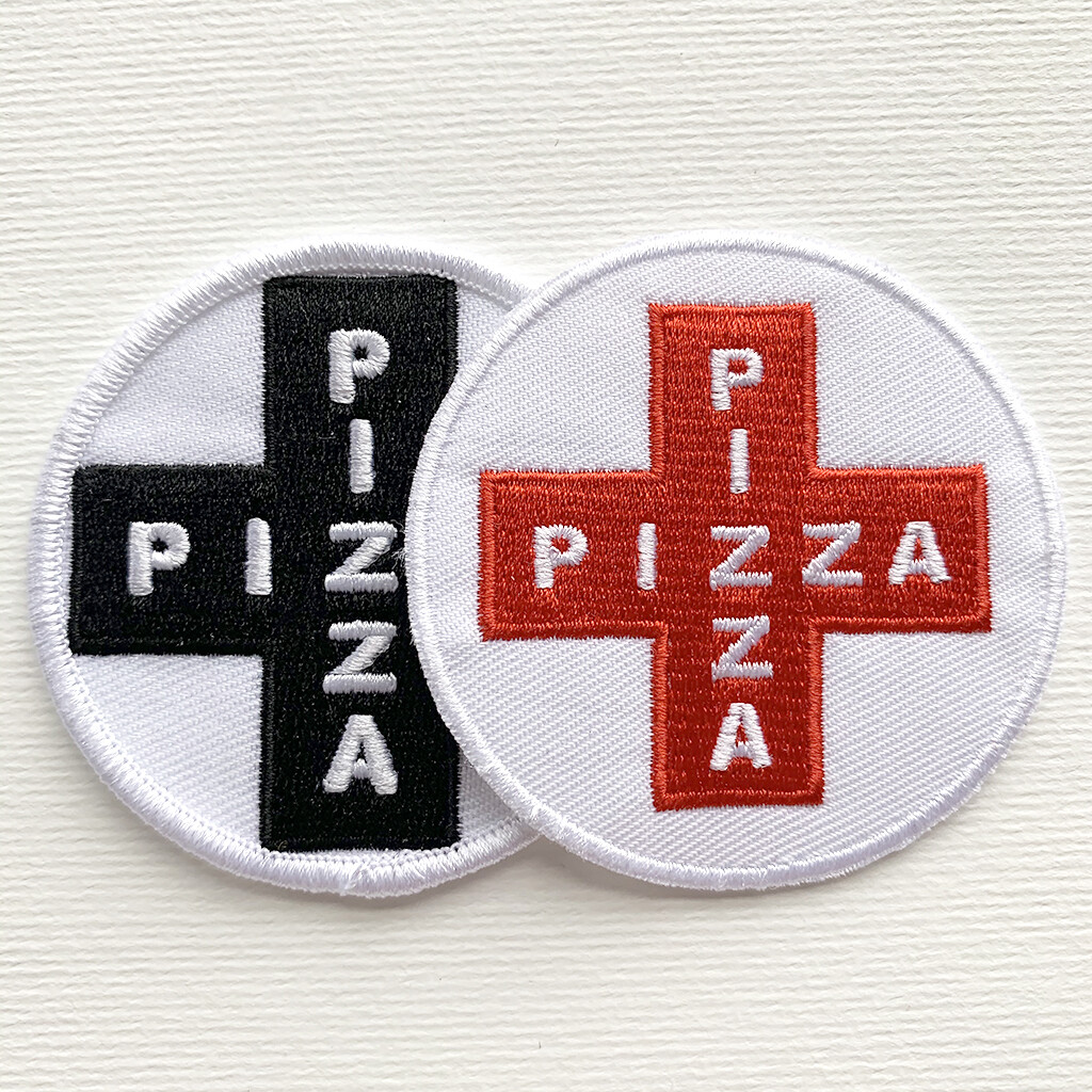 Embroidered Patch Set