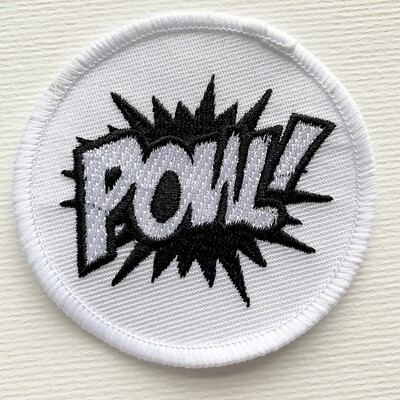 POW Logo Patch