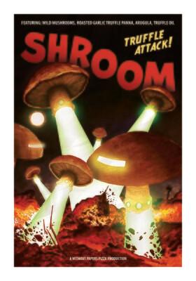 Shroom Poster
