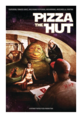 Pizza the Hut Poster