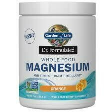 Garden of Life Dr Formulated Magnesium 14.9 oz