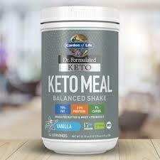 Garden of Life Keto Meal 14 servings