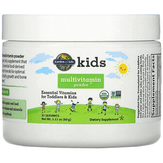 Garden of Life kids Multivitamin Powder