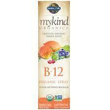 Garden of Life My Kind B-12 Spray Raspberry