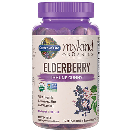 Garden of Life mykind Elderberry