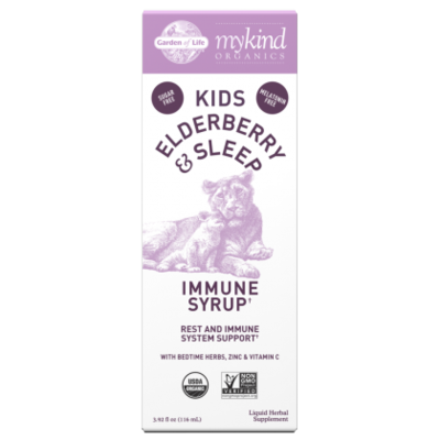 Garden of Life mykind Kids Immune Syrup