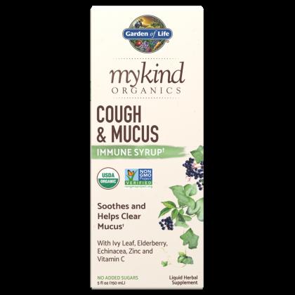 Garden of Life mykind Cough & Mucus