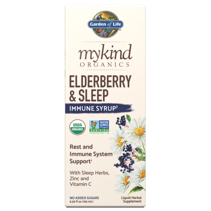Garden of Life mykind Elderberry & Sleep