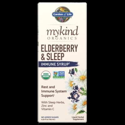 Garden of Life mykind Elderberry & Sleep