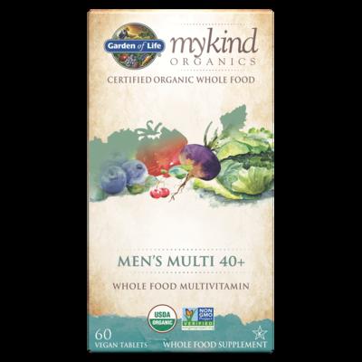 Garden of Life mykind Men's Multi 40+