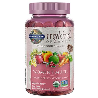 Garden of Life mykind Women's Multi Gummies