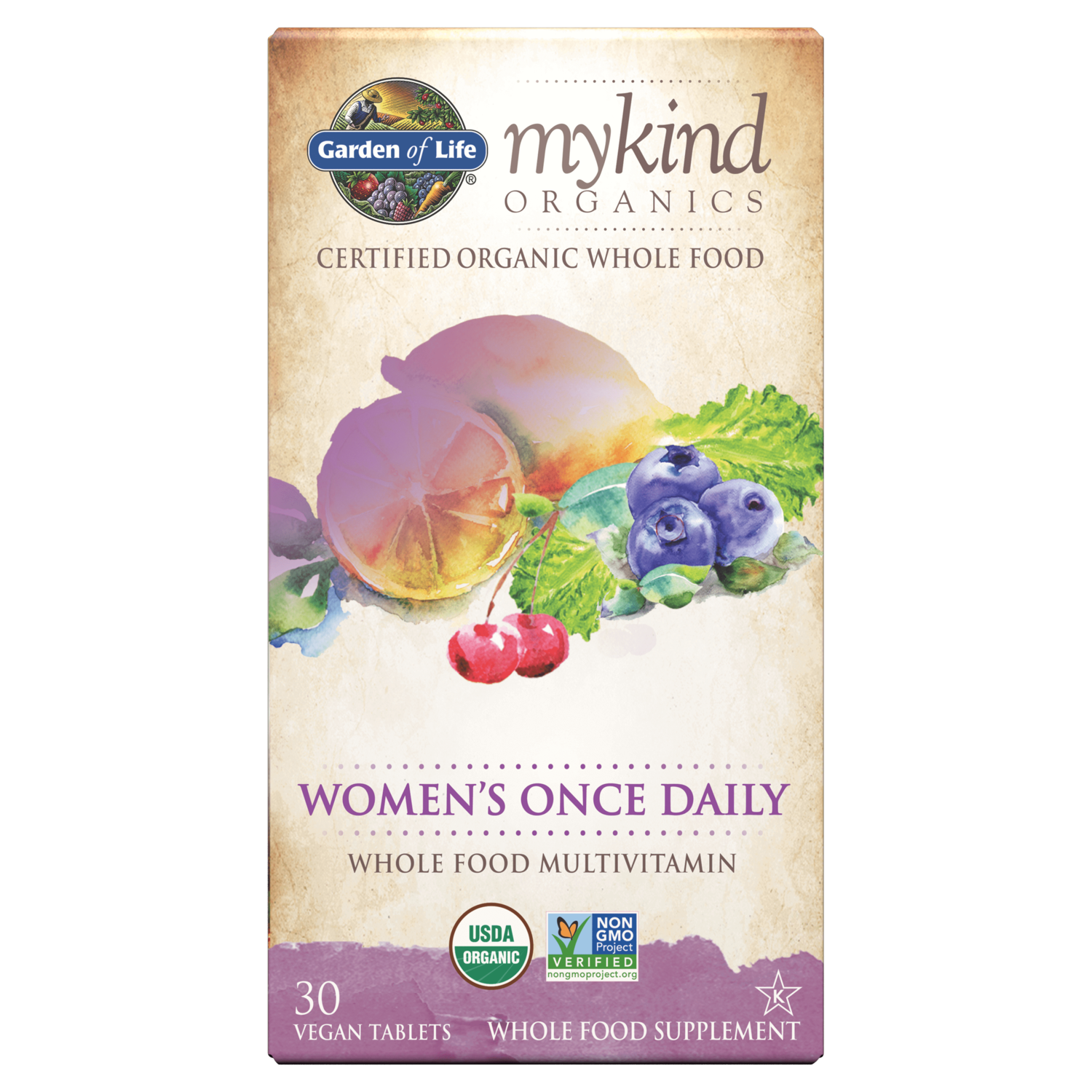 Garden of Life My Kind Women's Once Daily