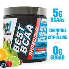 bpi Best BCAA Shredded Fruit Punch