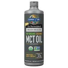 Garden of Life Dr Formulated MCT oil Unflavored
