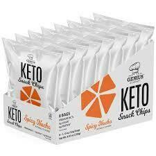 Genius Gourmet Keto Chips