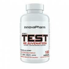 Innovapharm Stage 1 Test