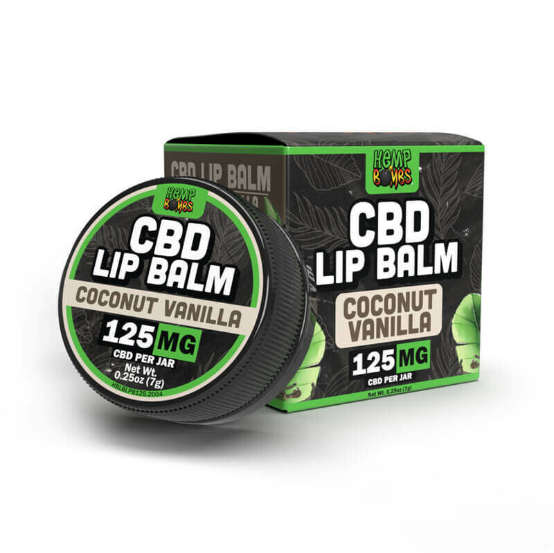 Hemp Bombs CBD Lip Balm