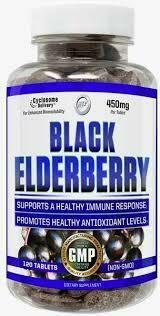 Hi Tech Black Elderberry