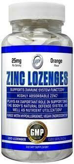 Hi Tech Zinc Lozenges 100 count