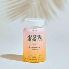 Maxine + Morgan Flow Menstrual CBD Capsules 30mg