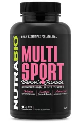 Nutrabio Multi Sport Women