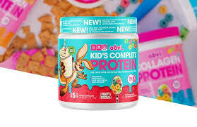 obvi. Kids Complete Protein Cookie Cereal