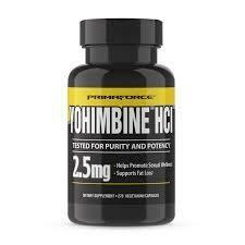Primaforce Yohimbine HCL 270 capsules