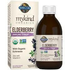 Garden of Life kids Elderberry Syrup