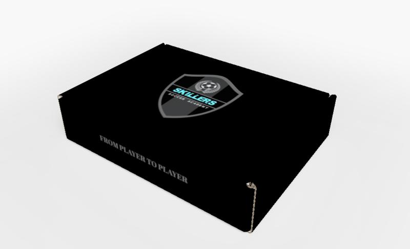 Skillers Box (enthält Skillers Monatsabo, USB-Stick, und T-Shirt)