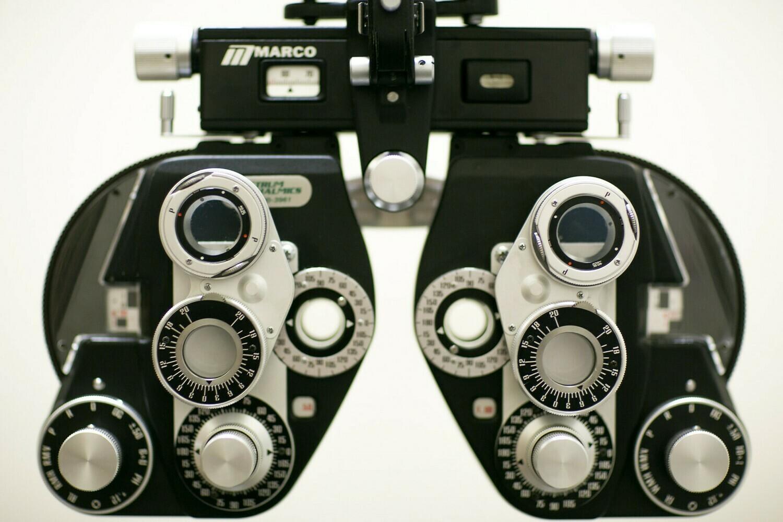 Comprehensive Eye Exam - New Patient