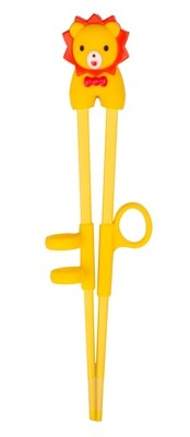 LION TRAINING CHOPSTICKS YELLOW EC17-Y