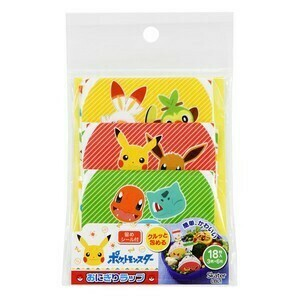 POKEMON ONIGIRI (RICE BALL) WRAP 18pcs