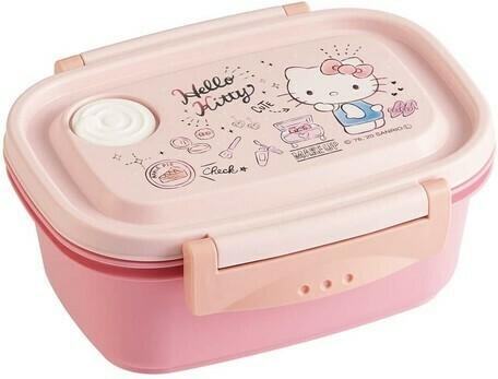 HELLO KITTY BENTO LUNCH BOX 430ML